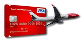 bank norwegian kreditkort